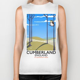 Cumberland England Biker Tank