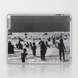 Shadow Beach Laptop & iPad Skin