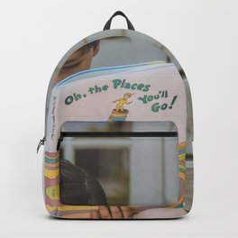 Places you'll go Backpack