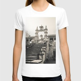 Entryway to a Hindu Temple in India T-shirt