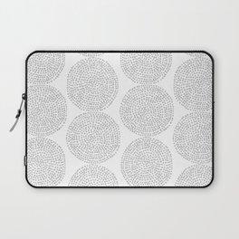 Beech in Grey Laptop Sleeve