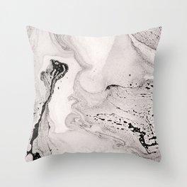 Black and white #3 Throw Pillow