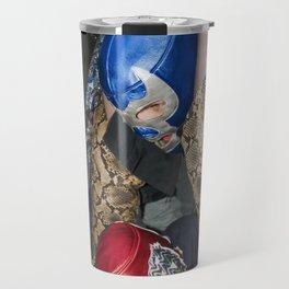 Round Uno Travel Mug