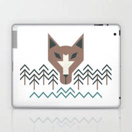 The Wolf For The Trees Laptop & iPad Skin