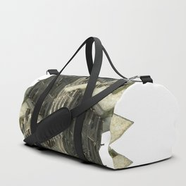 m.c. cathedral Duffle Bag