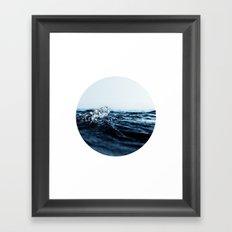 Water 2 Framed Art Print