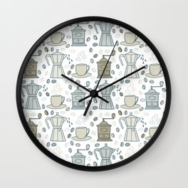 For coffee lovers Wall Clock