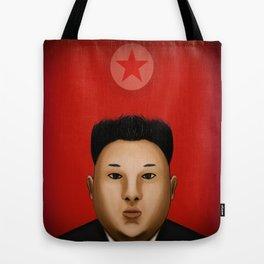 Kim Jong  The Supreme Leader Tote Bag