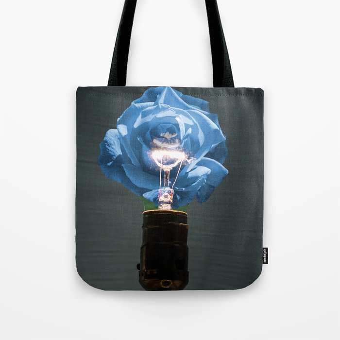 Rosy Garden Tote Bag