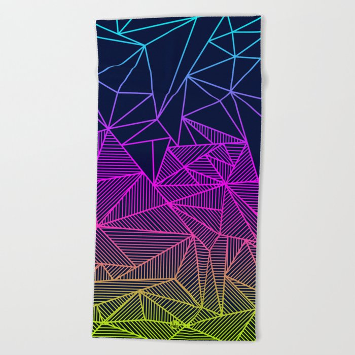 Bailey Rays Beach Towel