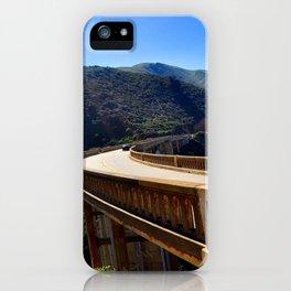 Bridge to the Mounatins iPhone Case