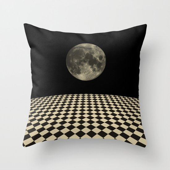 Truth is not out there... it's within. Throw Pillow