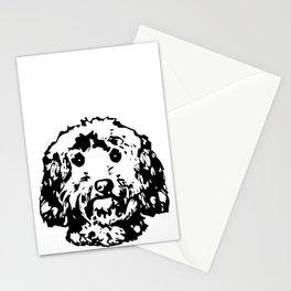 COCKAPOO DOG Stationery Cards