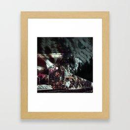 Citate Aquilonius Framed Art Print