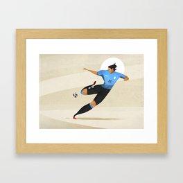 cavani Framed Art Print