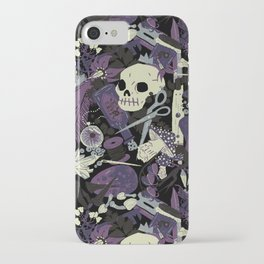 Witchy (Poisonous Variant) iPhone Case