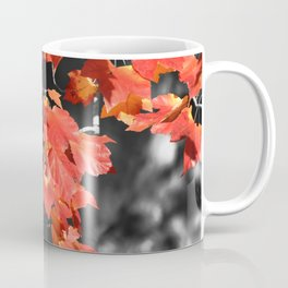 Cold Fall Coffee Mug