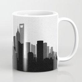 City Skylines: Shanghai Coffee Mug