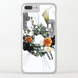 The Botanist Clear iPhone Case