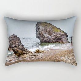 Wee House Beach - Malin Rectangular Pillow