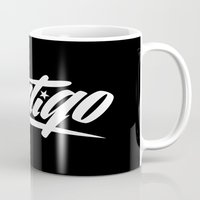 vertigo Mugs featuring VERTIGO by Vertigo
