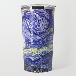 TARDIS STARRY NIGHT Travel Mug
