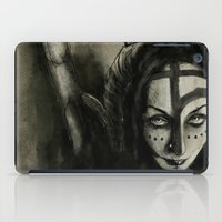 sister iPad Cases featuring Sister by Juan Antonio Rz