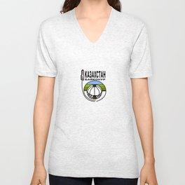Baikonur, Kazakhstan  Unisex V-Neck