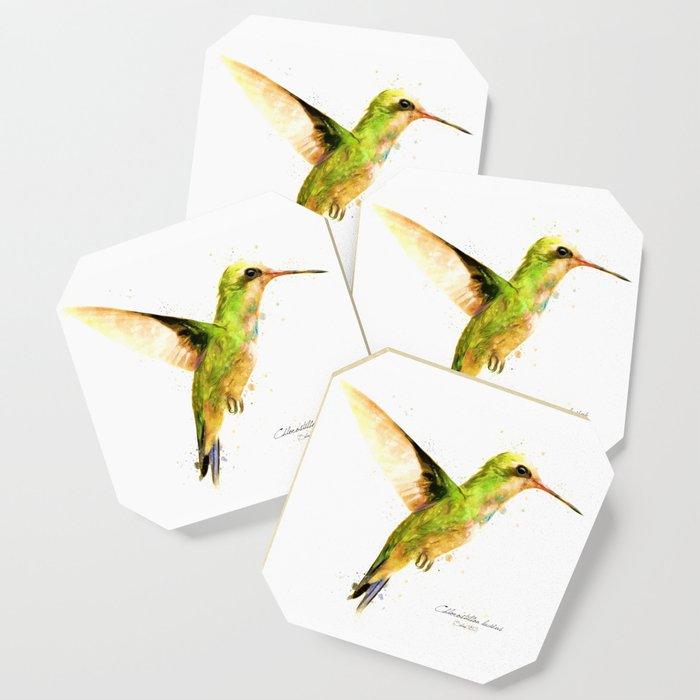 Hummingbird I Coaster