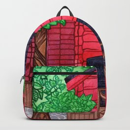 Store is open  Backpack