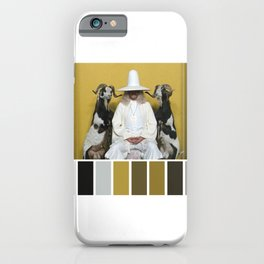 The Holy Mountain iPhone Case