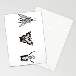Ink Bugs Stationery Cards