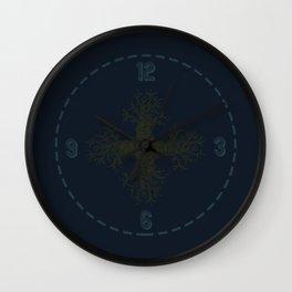 The Naked Tree Wall Clock