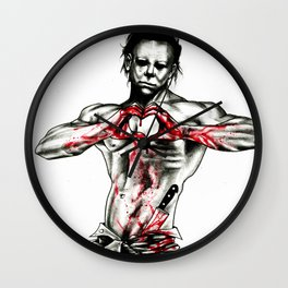 Happy Halloween from your killer Wall Clock
