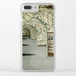 Museum of Curiosities Clear iPhone Case