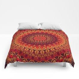 Mandala 261 Comforters