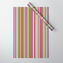 Stripes & stripes Wrapping Paper