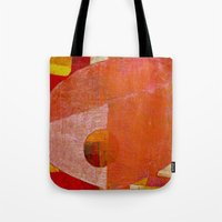 cancer Tote Bags featuring Cancer by Fernando Vieira