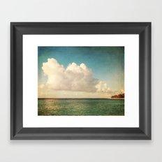 Summer Wind Framed Art Print