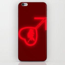 Sailor Mars iPhone Skin