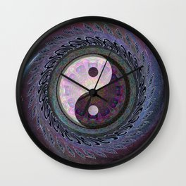Journey Within Wall Clock