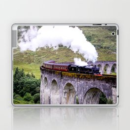 Jacobite Train Laptop & iPad Skin