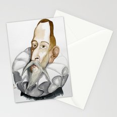 Cervantes Stationery Cards