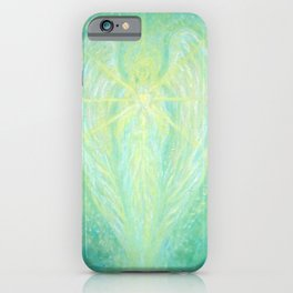 The Archangel Raphael - Angel of Healing iPhone Case