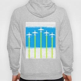 Amazing Aerobatic Flights Hoody