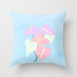 stay with you Throw Pillow
