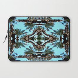 Architectural Palm Trees  Laptop Sleeve