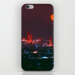 Missile Row iPhone Skin