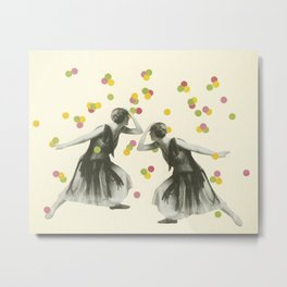 Dance : Gemini Metal Print