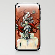 Perspective Metamorphosis 1 iPhone & iPod Skin